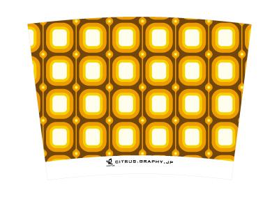 スターバックス クリエイトユアタンブラー デザイン 台紙 レトロボックス