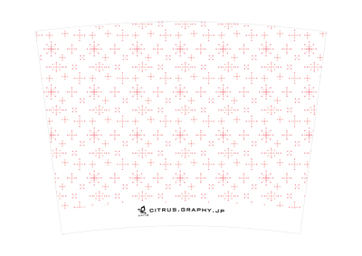 スターバックス クリエイトユアタンブラー デザイン 台紙 スターダスト