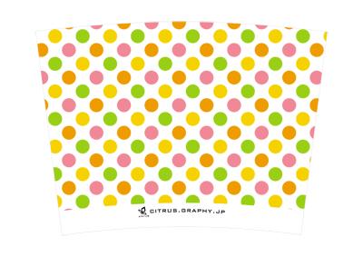 スターバックス クリエイトユアタンブラー デザイン 台紙 キャンディーポップ