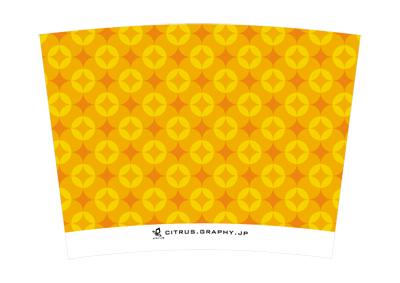 スターバックス クリエイトユアタンブラー デザイン 台紙 サンシャイン